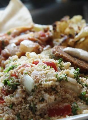 assiette mediteraneenne