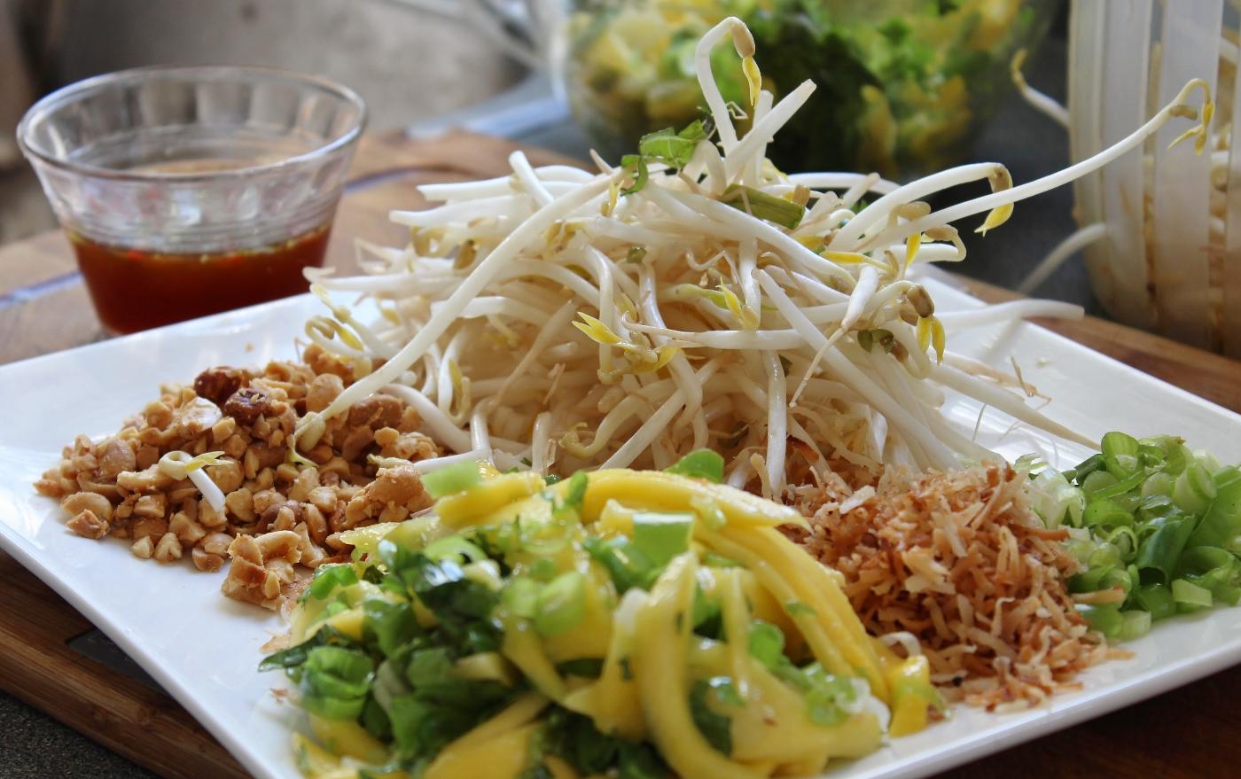 salade de mangues mango salad vegan (1400x879)
