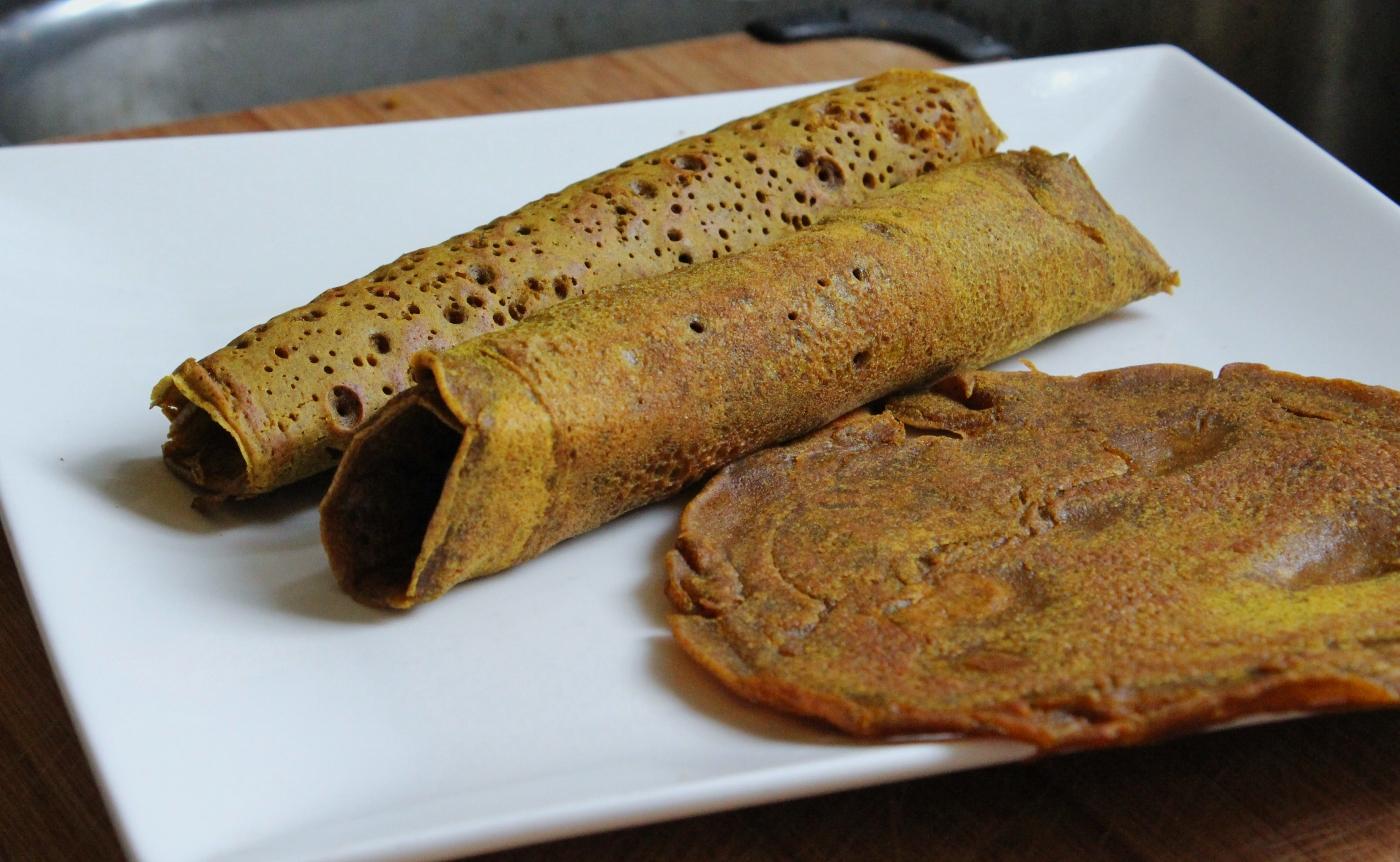 galettes de sarrasin buckwheat pancakes recettes v ganes. Black Bedroom Furniture Sets. Home Design Ideas